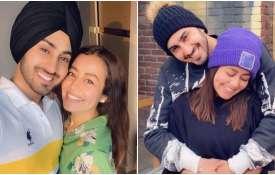 neha kakkar birthday Rohanpreet Singh special post for wife says Aapko Har Khushi Doonga - India TV Hindi
