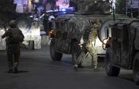 Kabul Blast, Kabul Blast Defence Minister, Kabul blast Afghan Defence Minister- India TV Hindi