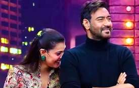 ajay devgn wishes kajol on her birthday shares pic on instagram wrote You have managed to bring a sm- India TV Hindi