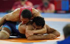 Deepak Punia dream of winning bronze medal is shattered, San Marino wrestler defeated 4-2 Tokyo Olym- India TV Hindi