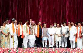 Basavaraj Bommai, Basavaraj Bommai 29 ministers, Karnataka Cabinet Expansion- India TV Hindi