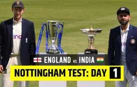 Live Cricket Score, England vs India, 1st Test  Day-1  Trent Bridge, Nottingham, England vs India, V- India TV Hindi
