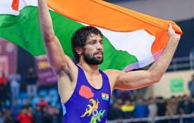 Tokyo Olympics 2020: Ravi Kumar Dahiya's Village Erupts...- India TV Hindi