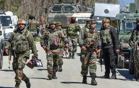 Let Terrorist Babar Ali, Let Terrorist Babar Ali Killed, Babar Ali Killed, Jammu Kashmir Terrorist K- India TV Hindi
