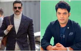 kapil sharma and akshay kumar - India TV Hindi