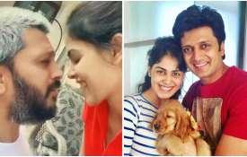 Riteish Deshmukh wishes wife Genelia Deshmukh on her birthday watch instagram video - India TV Hindi