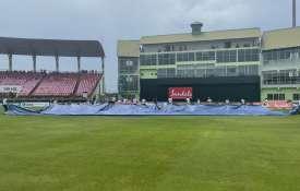 WI vs PAK: fouth t20 match abandoned due to rain- India TV Hindi