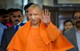 Yogi Adityanath to visit Ayodhya on Thursday to mark first anniversary of Ram mandir bhoomi pujan- India TV Hindi