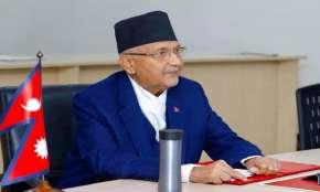 Nepal Prime Minister KP Sharma Oli- India TV Hindi