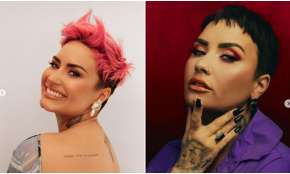 demi lovato cuts her hair to be free of gender after opens up on sexuality news in hindi - India TV Hindi