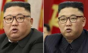 North Korea's Kim Jong Un looks much thinner, causing health speculation- India TV Hindi