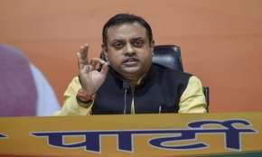 BJP leader Sambit Patra dismisses Congress' claim on Covaxin- India TV Hindi