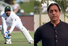 Shoaib Akhtar strongly criticized the team management, saying 'you have made Sarfaraz a foot catcher- India TV Hindi
