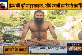 नियमित रूप से योगिक जॉगिंग करने से शरीर होगा सुडौल और खूबसूरत, स्वामी रामदेव से जानिए तरीका- India TV Hindi