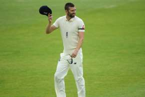 ENG vs WI 1st Tes England bowler shining ball in a such way after saliva ban, Mark Wood revealed- India TV Hindi