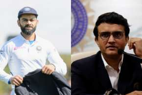 Sourav Ganguly to talk to Virat Kohli and Ravi Shastri on flop performance abroad- India TV Hindi
