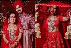 Neha Kakkar and Rohanpreet Singh - India TV Hindi