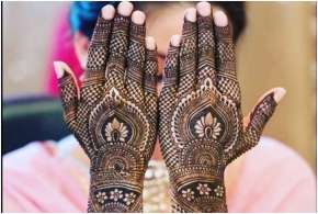 Karwa Chauth Mehndi Design- India TV Hindi