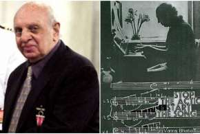 Vanraj Bhatia veteran music composer dies at 94 celebs mourns demise - India TV Hindi