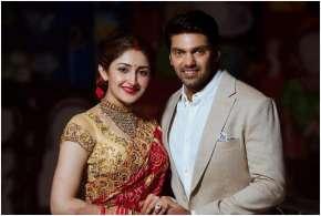 Sayyeshaa Saigal and Aarya - India TV Hindi