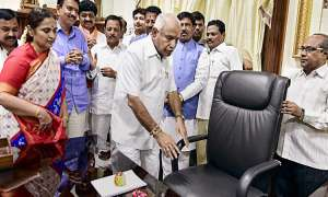 येदियुरप्पा 'एक दिन के मुख्यमंत्री', अगर संख्या है तो कल ही साबित करें बहुमत: कांग्रेस
