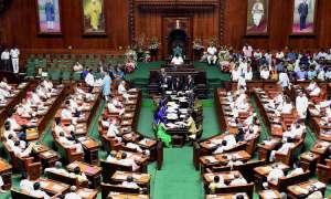 बहुमत परीक्षण से पहले कर्नाटक सचिवालय किले में तब्दील, चप्पे-चप्पे पर चौकसी
