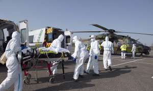 Britain में Coronavirus से अब तक 1000 से अधिक लोगों की मौत