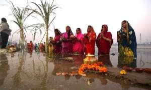 बिहार में चैती छठ पर लगा कोरोना ग्रहण, कई व्रतियों ने रद्द की पूजा