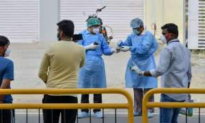 इंदौर में Coronavirus संक्रमितों की संख्या 3,300 के पार, अब तक 126 मरीजों की मौत