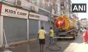 पटना के मार्केट में कुछ लोग कोरोना संक्रमित, दुकानदारों में हड़कंप, दुकानें बंद