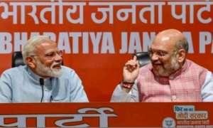 दिल्ली-एनसीआर में कोरोना की बेहतर स्थिति के लिए पीएम मोदी ने अमित शाह की तारीफ की