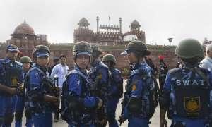 स्वतंत्रता दिवस के लिए दिल्ली में बहुस्तरीय सुरक्षा व्यवस्था, 300 से अधिक कैमरे, 4,000 सुरक्षाकर्मी तैनात