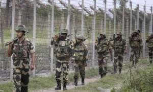 पश्चिम बंगाल में बीएसएफ ने बांग्लादेशी महिला को पकड़ा, 2 महीने पहले आई थी भारत