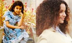 गांव की साधारण लड़की से फैशन वीक की फ्रंट रो में बैठने तक, कंगना रनौत ने अपनी जर्नी को किया याद