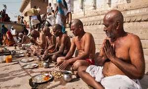 ब्राह्मणों को हर महीने 1000 रुपए पुरोहित भत्ता देने की घोषणा