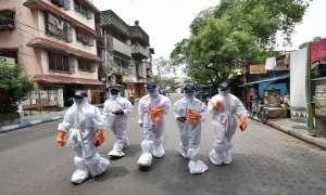 पश्चिम बंगाल: कोरोना मामलों की संख्या 2 लाख के पार पहुंची, 24 घंटे में 58 और मरीजों की मौत
