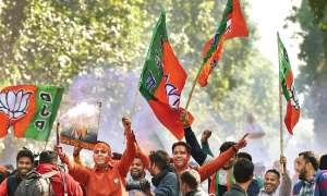 गुजरात स्थानीय निकाय चुनाव में बीजेपी बड़ी जीत की ओर अग्रसर