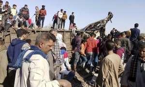 2 ट्रेनों में हुई भीषण टक्कर, 32 लोगों की गई जान, 84 हुए घायल