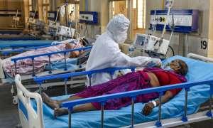 अहमदाबाद में ऑक्सीजन बेड की कमी, कोरोना मरीजों के लिए सिर्फ 152 उपलब्ध