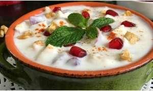 नवरात्रि रेसिपी: बेहद पौष्टिक होता है 'फलों का रायता', सेवन करने से लंबे समय तक भरा रहता है पेट