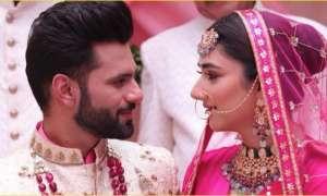 राहुल वैद्य और दिशा परमार ने 'डंके की चोट' पर बताया अपनी शादी का प्लान