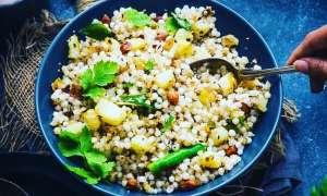Navratri Recipe: नवरात्रि के व्रत पर खाएं हेल्दी साबुदाना खिचड़ी, ये रहा बनाने का तरीका