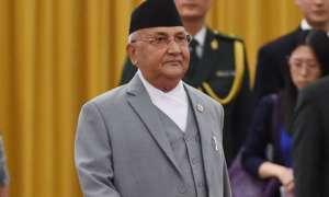 नेपाल के प्रधानमंत्री के पी शर्मा ओली विश्वास मत हारे
