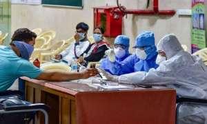 राजस्थान में सामने आए कोरोना वायरस के 16815 नये मामले, 155 और मरीजों की मौत