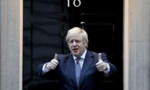 ब्रिटिश प्रधानमंत्री जॉनसन ने कोरोना वैक्सीन की 10 करोड़ खुराकें दान देने की घोषणा की