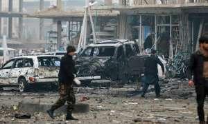 शिया बहुल इलाके में 2 मिनवैन को निशाना बनाकर किया गया बम ब्लास्ट, 7 लोगों की मौत