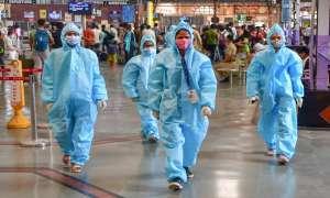 महाराष्ट्र में कोरोना के 9,350 नए मामले आए, 388 मौतें हुईं; 15,176 लोग ठीक हुए