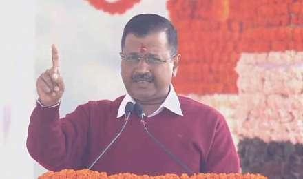 Arvind Kejriwal Oath Taking Ceremony Highlights: लगातार तीसरी बार दिल्ली के मुख्यमंत्री बने अरविंद केजरीवाल