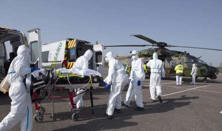 Italy में Coronavirus की वजह से 10 हजार से ज्यादा लोगों की मौत
