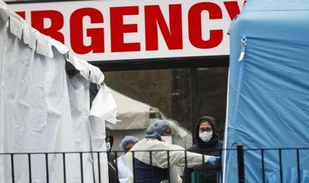 Coronavirus: Europe में 20,000 से अधिक लोगों की मौत